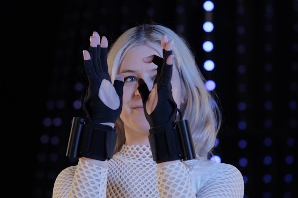 MI.MU Gloves: Music Through Movement