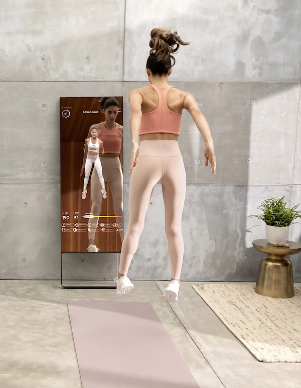Mirror, Smart Fitness Personal Trainer