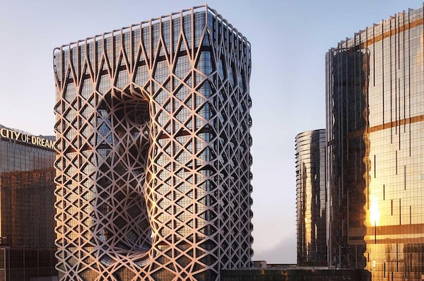 Zaha Hadid Architects' Morpheus Hotel Opens In Macau