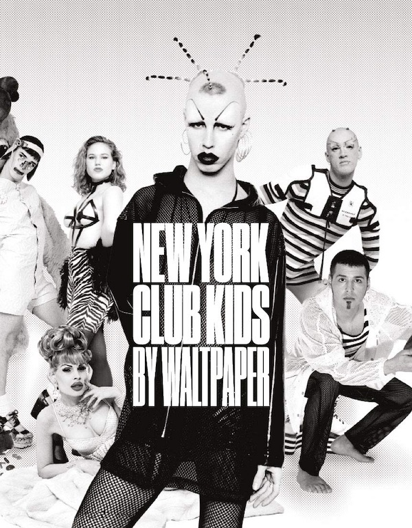 New York Club Kids By Waltpaper
