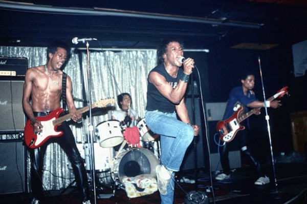 The Forgotten Story Of Pure Hell, America's First Black Punk Band