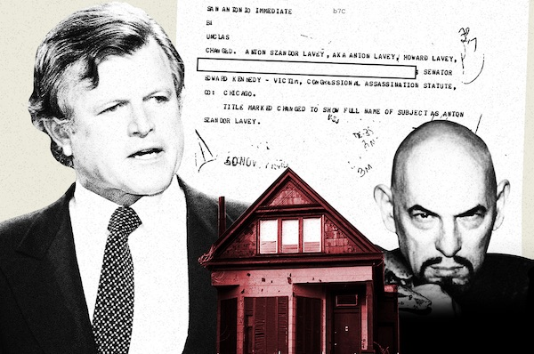 Satan, The FBI, The Mob — And The Forgotten Plot To Kill Ted Kennedy