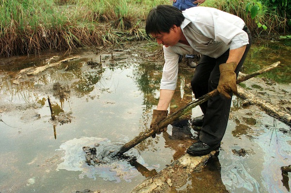 How The Environmental Lawyer Who Won A Massive Judgment Against Chevron Lost Everything