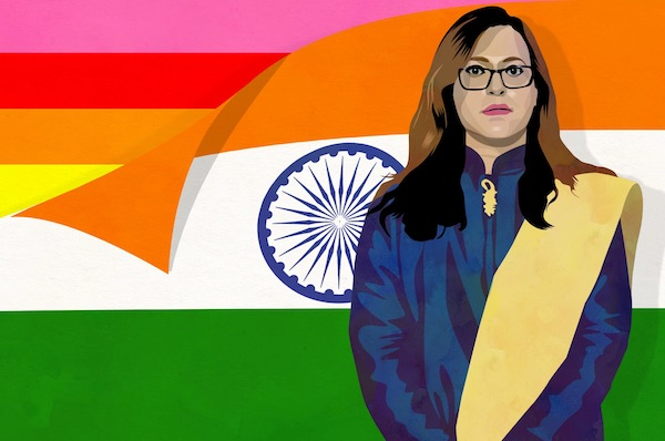 A Trans Judge Fights For India's Disenfranchised