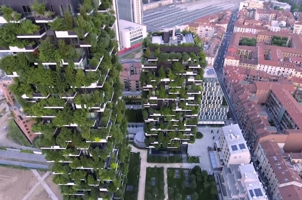 These Skyscrapers Suck Pollution From The Air