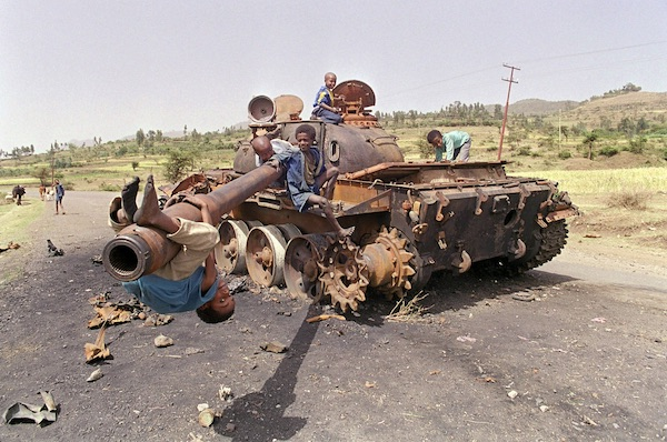 This Tank Graveyard Is A Monument To Eritrea's Struggle For Liberation