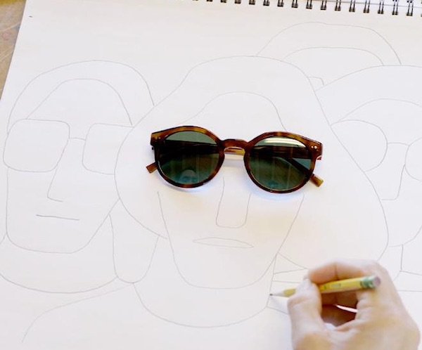 Warby Parker Edgemont Sunglasses