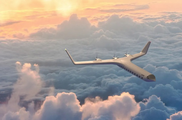 Could This Gorgeous Electric Plane Be The Tesla Of The Skies?