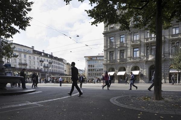 Slice Of Prime Zurich Real Estate Sold For $134 Million On Blockchain