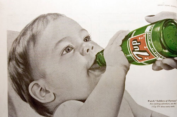 Nothing Does It Like 7up: The Rise Of The Lemon-lime Soda