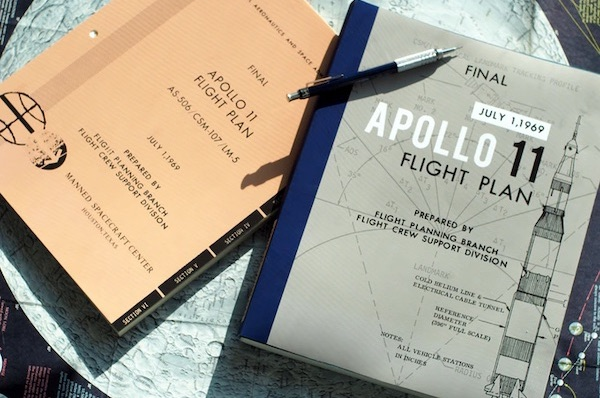 Apollo 11 Flight Plan Final Edition