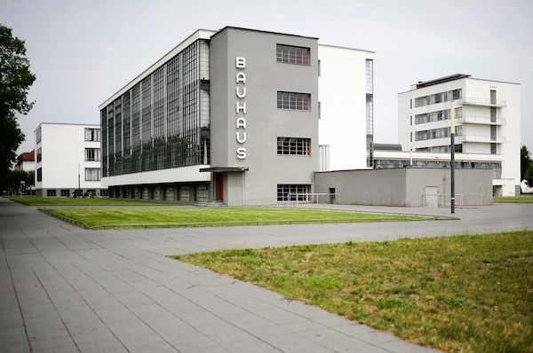 How The Bauhaus Kept The Nazis at Bay, Until It Couldn't