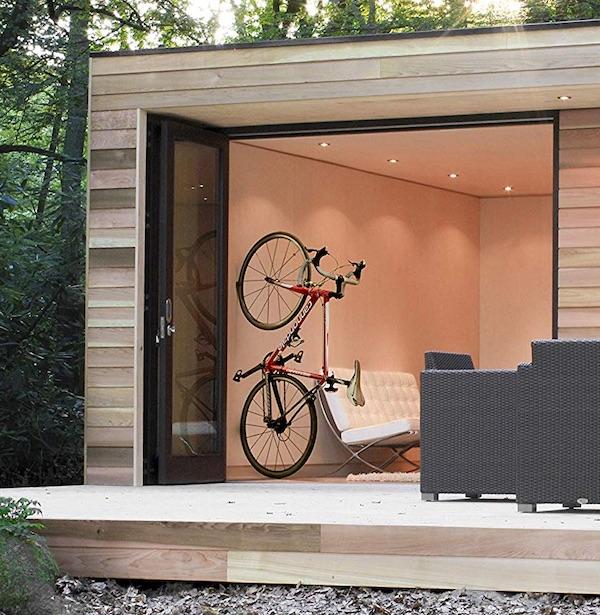 CLUG Bike Clip Roadie Bicycle Rack Storage System