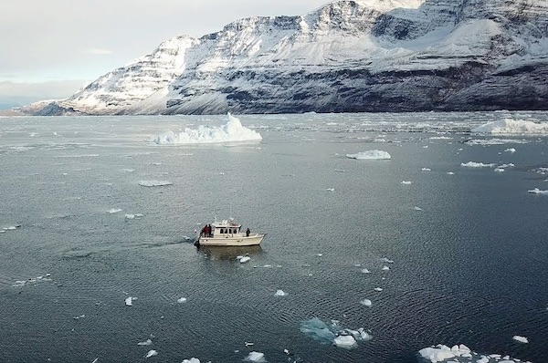 Greenland: The Land Of Ice Embracing Climate Change