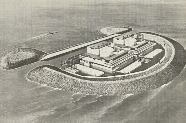 That Time We Almost Built 8 Gigawatt-class Floating Nuclear Power Plants