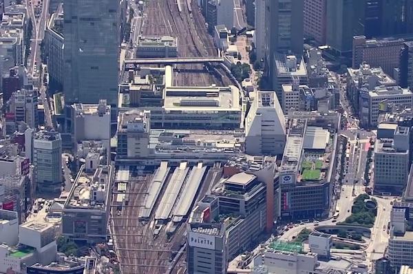 World's Busiest Station: Shinjuku Station, Tokyo