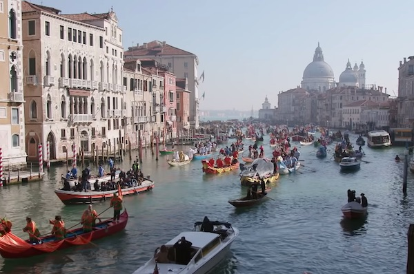 Vanishing Venice: The Sinking City Losing Its Soul