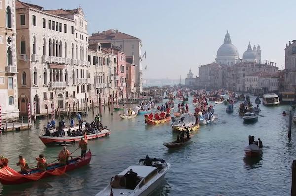 Vanishing Venice: The Sinking City Losing Its Soul