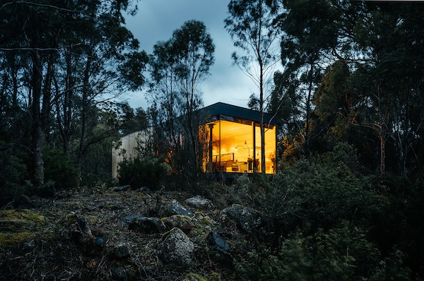 Adam Gibson Captures Tasmania's Modern Architecture in Gorgeous, Moody Hues