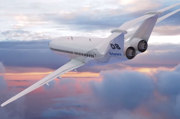 The Future Of Airliners?