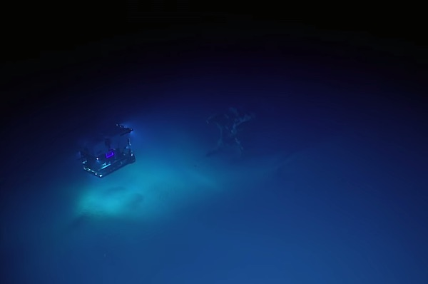 The Deep Ocean Is The Final Frontier On Planet Earth