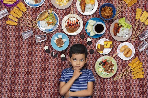 A Bird's Eye View Of Children's Diets Around The Globe