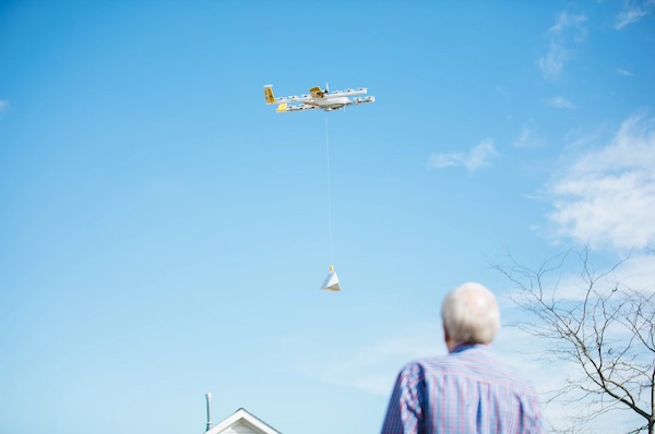 The Small Virginia Town Where Drone Deliveries Have Begun For Real