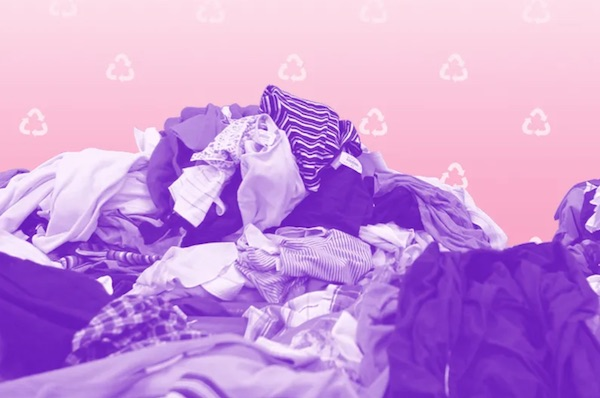 What Really Happens When You Donate Your Clothes—And Why It's Bad
