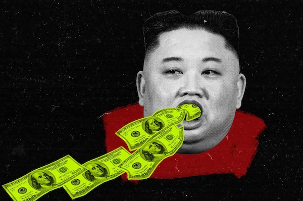 How North Korean Hackers Rob Banks Around the World