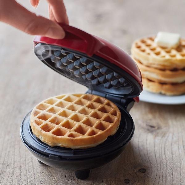 Dash Mini Maker Machine For Individual Waffles, Paninis & Hash Browns