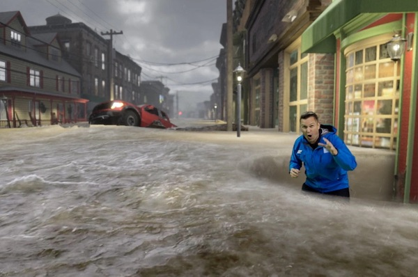 How The Weather Channel Is Pioneering Mixed Reality For Live Television