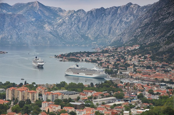 Montenegro's Scenic Coast Spoiled By Greed