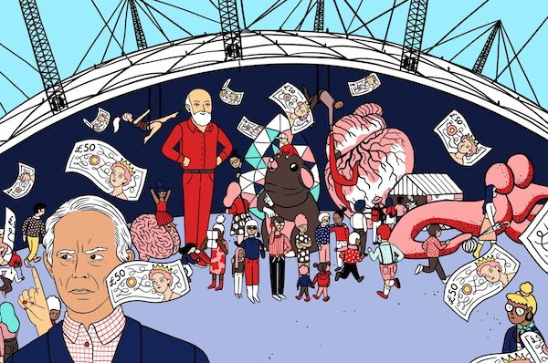 Was The Millennium Dome Really So Bad? The Inside Story Of A (Not So) Total Disaster