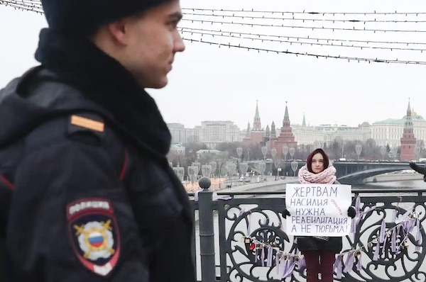 How The Killing Of An Abusive Father By His Daughters Fuelled Russia's Culture Wars