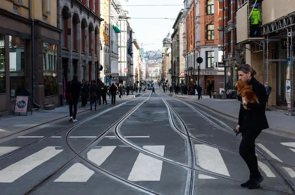 How Helsinki And Oslo Cut Pedestrian Deaths To Zero