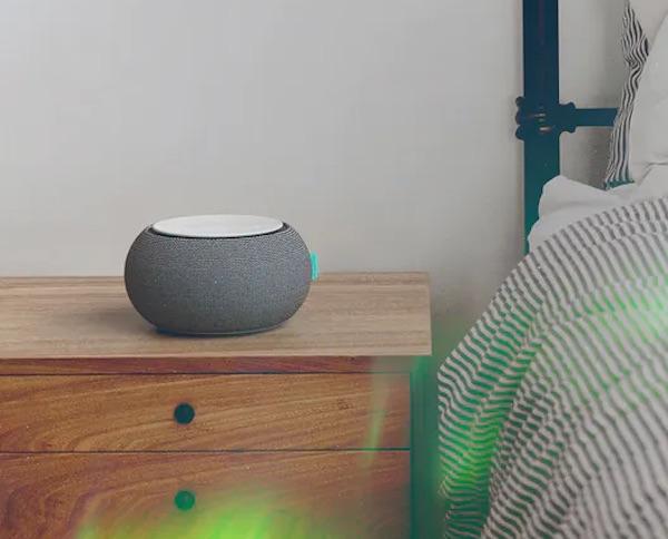 Snooz White Noise Sound Machine For A Better Sleep
