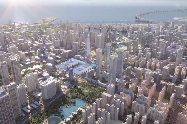 Songdo, The World's Most Futuristic City