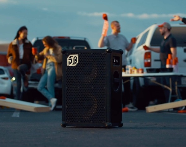 Soundboks 2, The Loudest Wireless Bluetooth Speaker