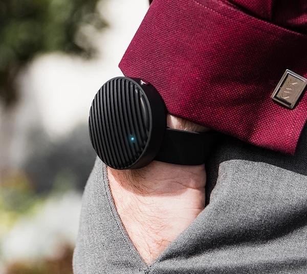 Tech-Life BoomBand Waterproof Wearable Bluetooth Speaker