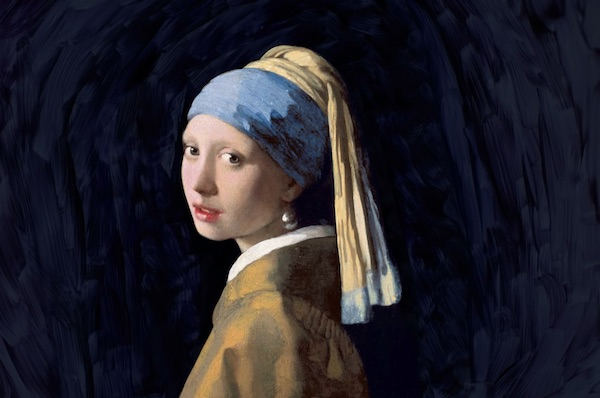 "Why Is Vermeer's ""Girl With The Pearl Earring"" Considered A Masterpiece?"