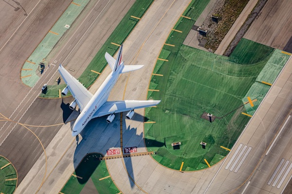 Airport Aerials: The Incredible Photo Project Looking Down On Airports