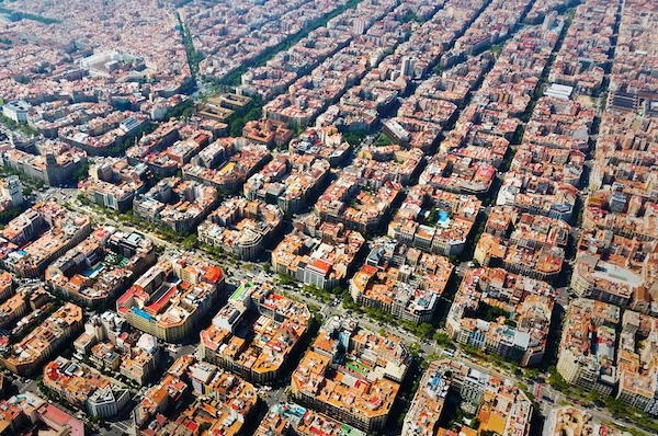 How Barcelona Is Taking City Streets Back From Cars