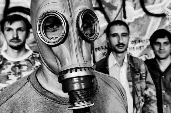 Inside The Bizarre Subculture That Lives To Explore Chernobyl's Dead Zone
