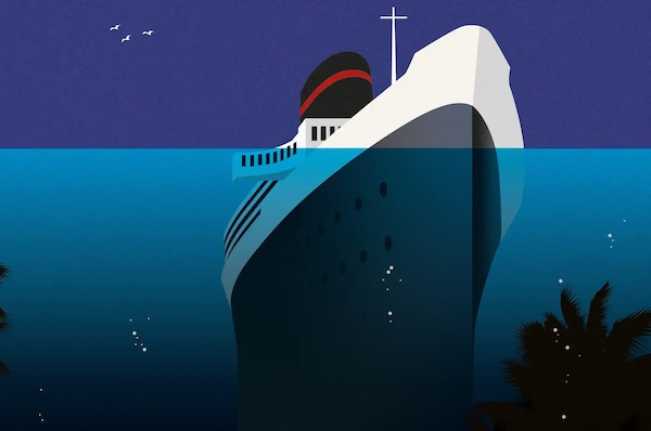 Is The Cruise Industry Finally Out Of Its Depth?