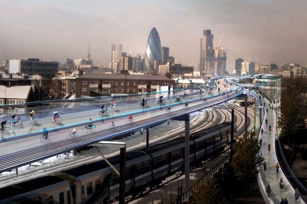 The Global Drive To Reclaim Routes For Cyclists & Pedestrians