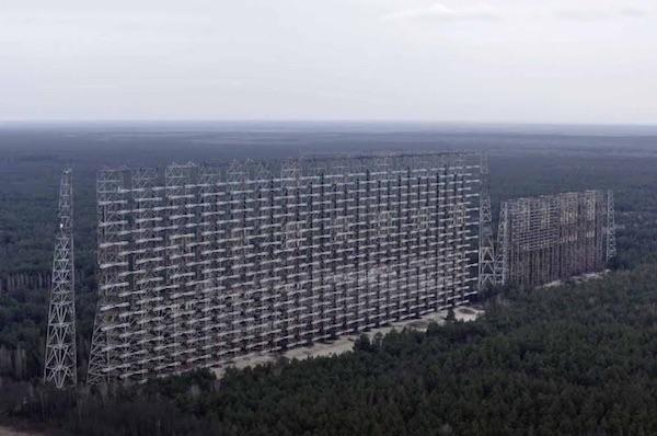 The Secret Soviet Radar Hidden In Chernobyl's Shadow