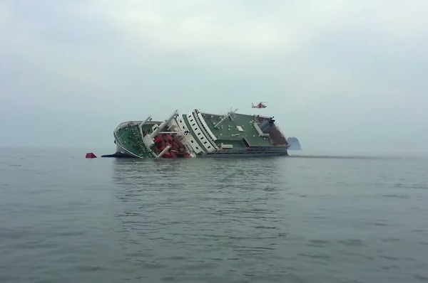 """""""In The Absence"""", Award-Winning Film About The Sinking Of A South Korean Ferry"""