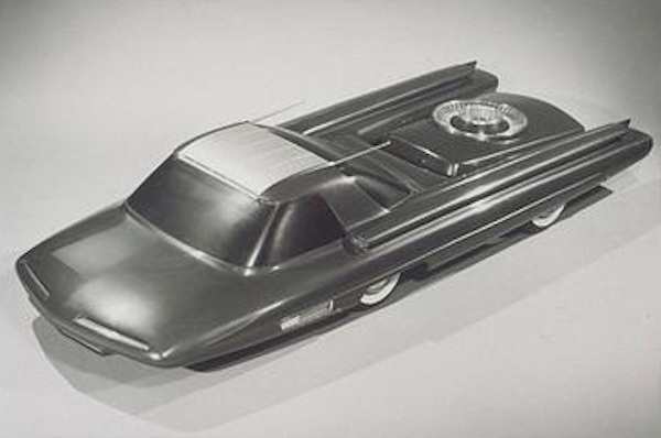 Remembering The Nucleon, Ford's 1958 Nuclear-powered Concept Car That Never Was