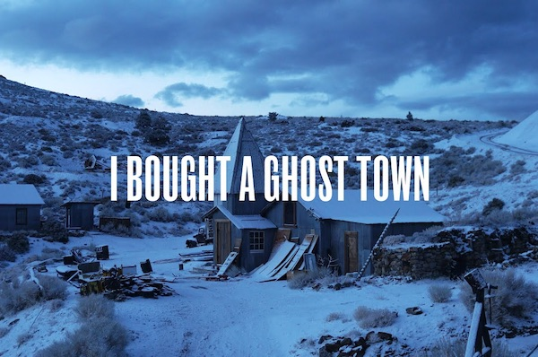 """I Bought An Abandoned Ghost Town"""
