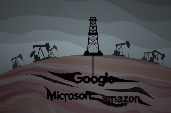 Google And Amazon Are Now In The Oil Business